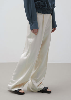 SINGLE BANDING PANTS IVORY