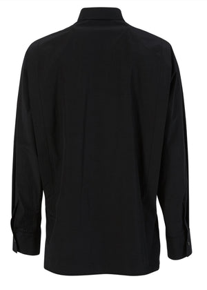 BACK POINT SHIRT BLACK