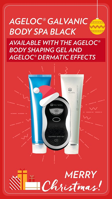 ageLOC® Galvanic® Body Spa Limited Black Edition