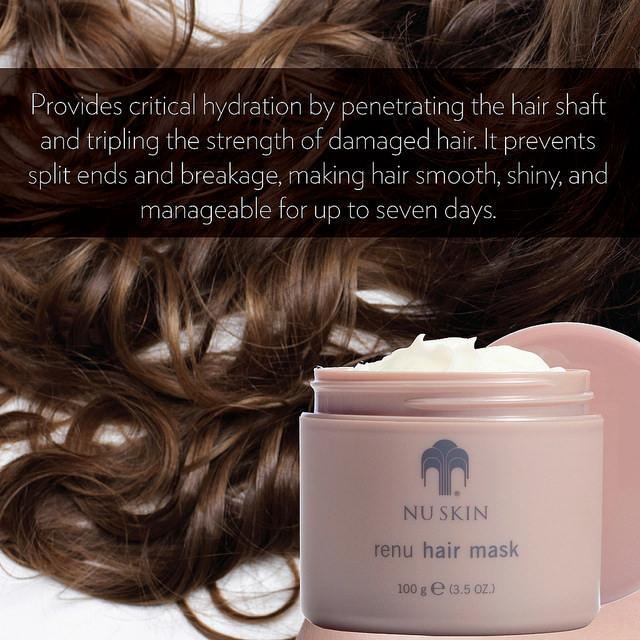 Renu Hair Mask - Deep Conditioning Treatment