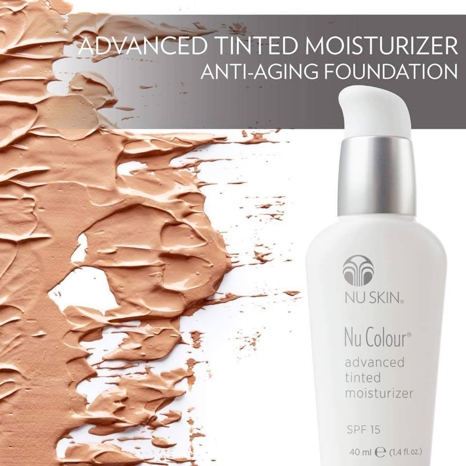 Advanced TINTED MOISTURISER