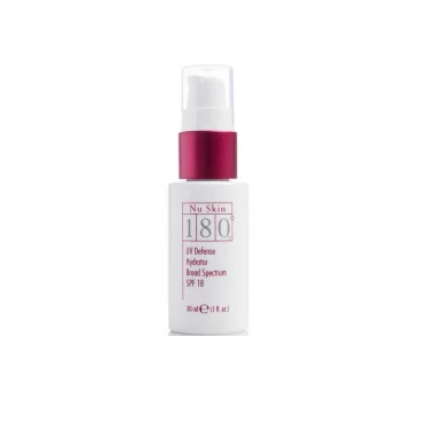 Nu Skin 180 UV Defence Hydrator Broad Spectrum SPF 18