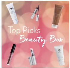 Top Beauty Picks Box
