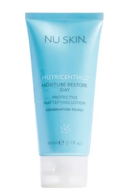 Moisture Restore Day Protective Lotion SPF 15 Combination to Oily Skin