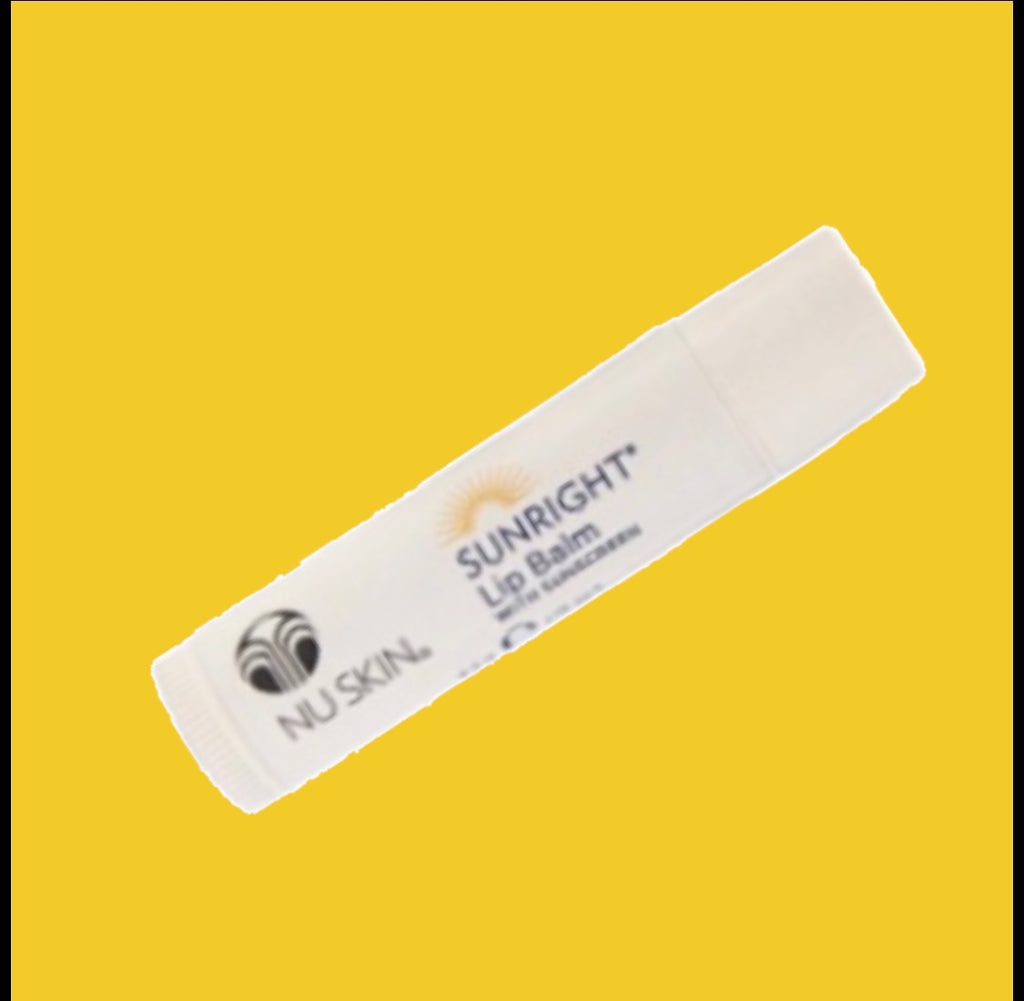 SPF 15 Lip Balm Sunscreen