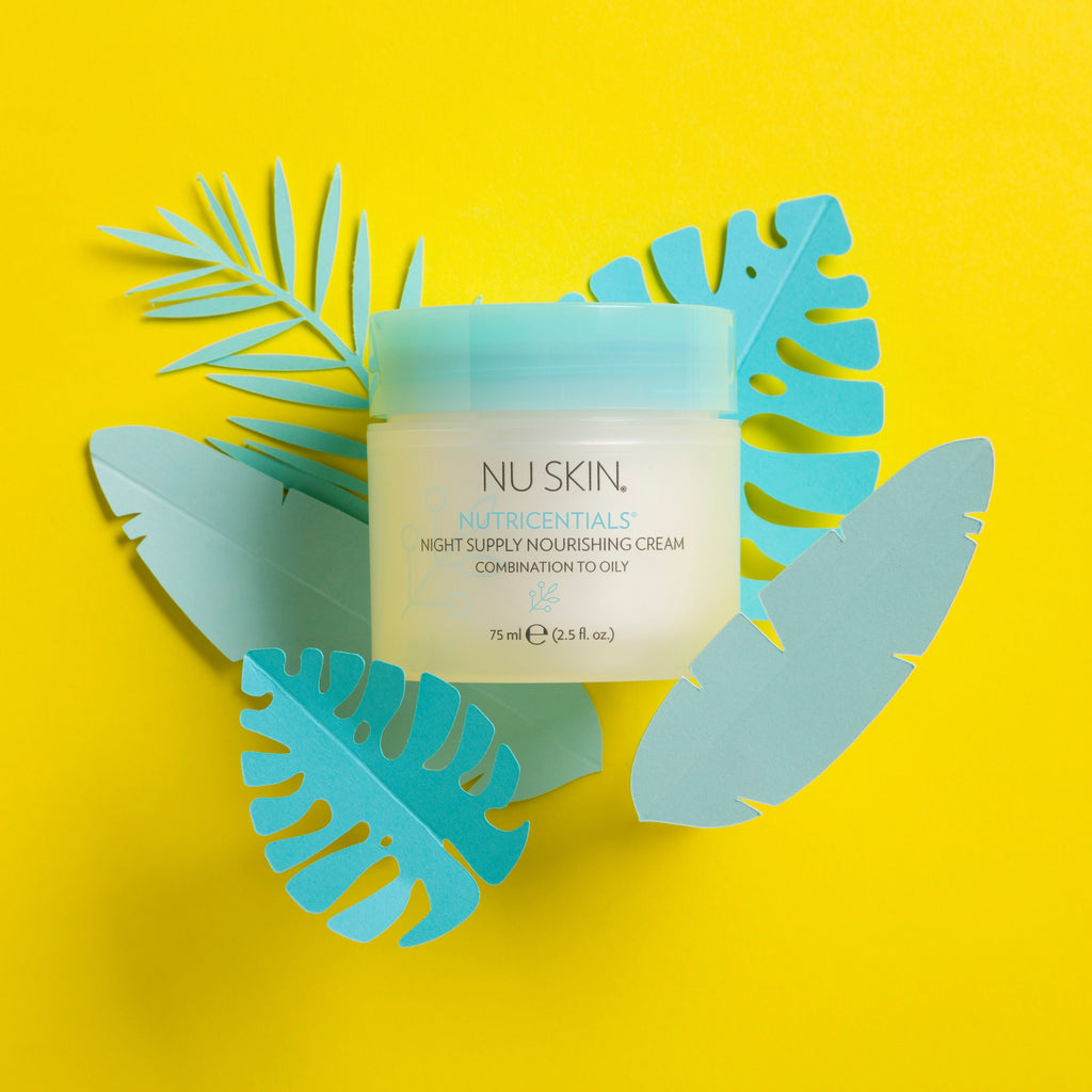 Night Supply Nourishing Cream (Oily, Combination Skin)