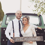 Load image into Gallery viewer, Just Married/Thank You
