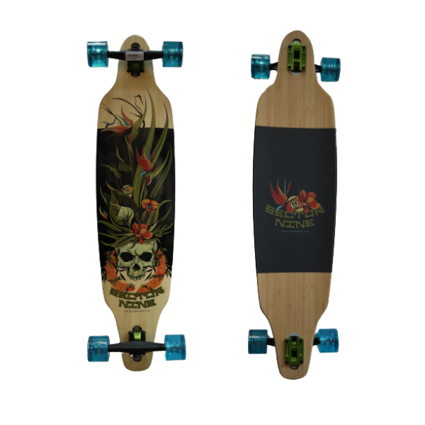 "Sector 9 - Lei Lookout Complete 41.125"" x 9.625"""