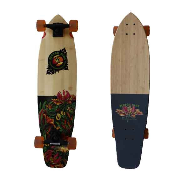 "Sector 9 - Eden Ft. Point Complete 34.0"" x 8.75"""