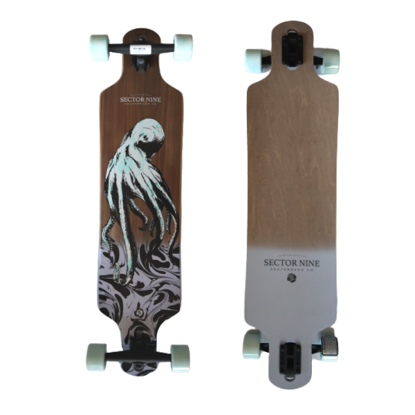 "Sector 9 - Abyss Bintang Complete 38.0"" x 9.25"""