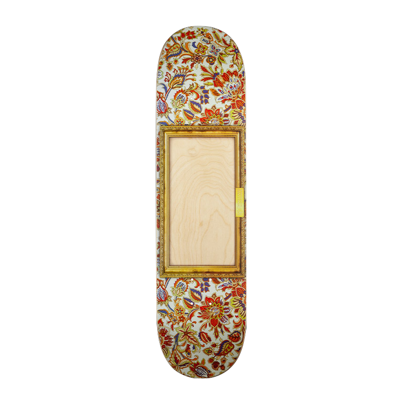 "Mini Logo - Masterpiece Landscape 8.0"" Deck"
