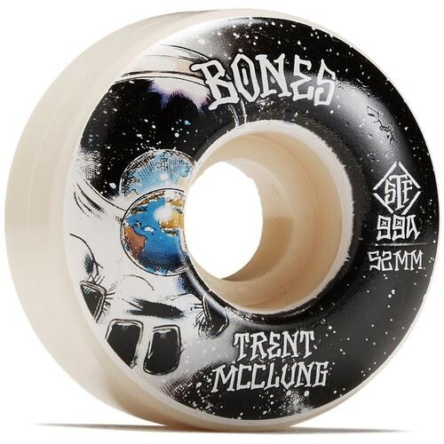 Bones - Trent McClung Unknown 52mm V1 99a STF Wheels