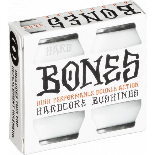 Bones - Hard Bushings (White/Black Pack)