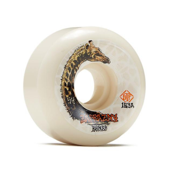 Bones - Zaprazny Giraffe 54mm 103A STF Wheels