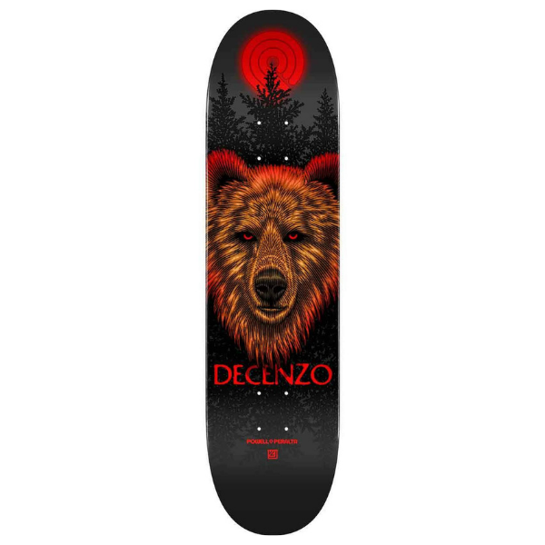 "Powell Peralta - Scott Decenzo Bear 8.0"" (Deck)"