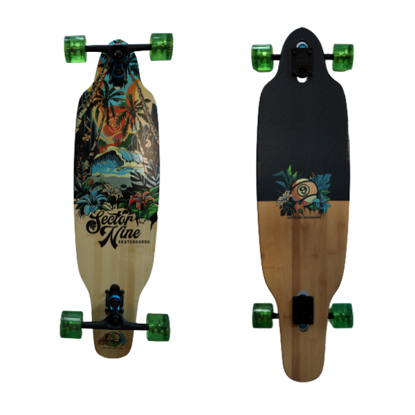 "Sector 9 - Aina Striker Complete 36.5"" x 9.5"""