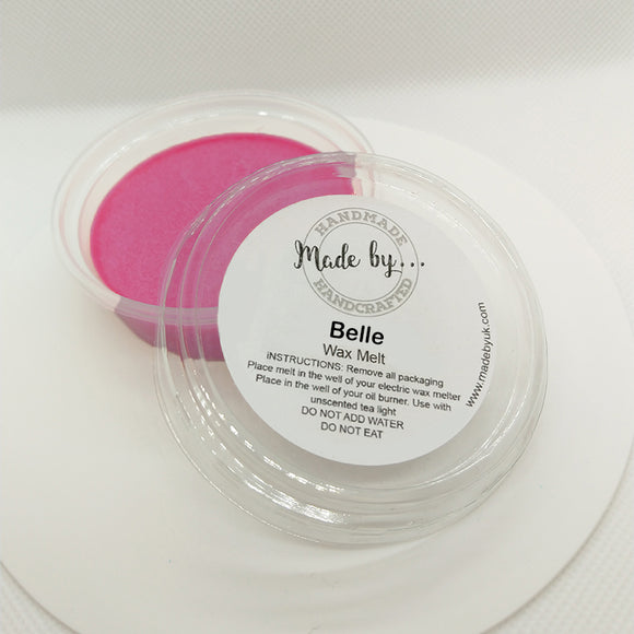 Belle Wax Melt Pot (La Vie Est Belle Type) - Scentsual Body & Home