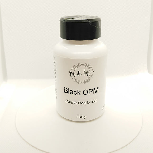 Black OPM Carpet Deodoriser (Black Opium Type) - Scentsual Body & Home