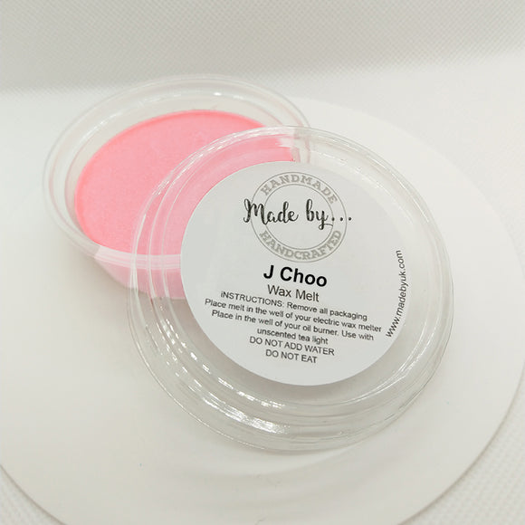 J Choo Wax Melt Pot (Jimmy Choo Type) - Scentsual Body & Home