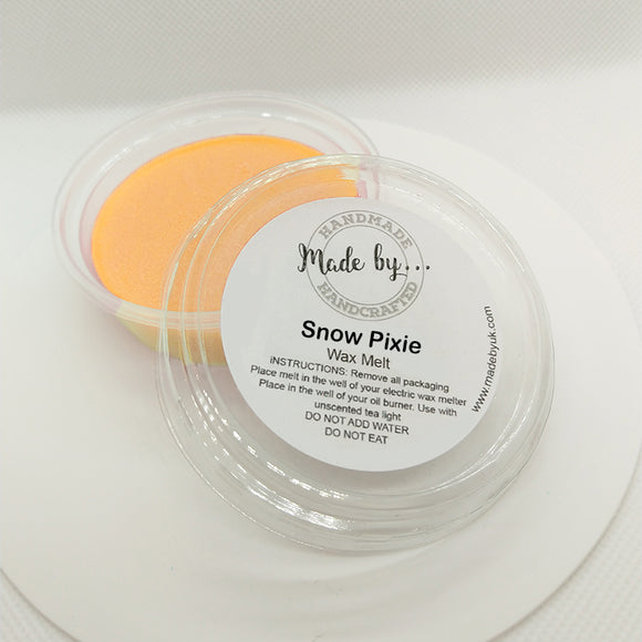 Snow Pixie Wax Melt Pot (Snow Fairy Type) - Scentsual Body & Home