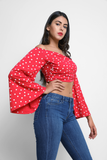 Minnie Crop Top
