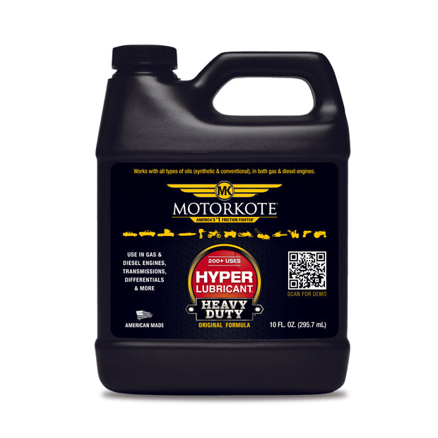 MotorKote Hyper Lubricant Engine Treatment 10 oz, Engine, - MotorKote.com