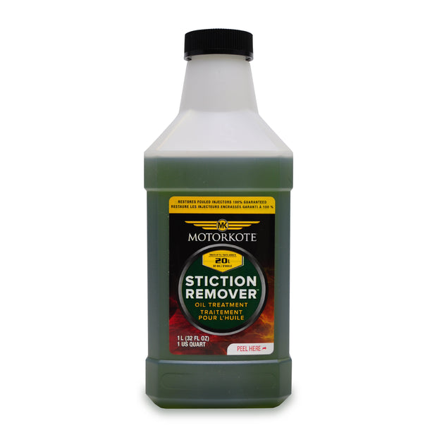 MotorKote Diesel Stiction Remover - Oil Side Injector Treatment 32 oz, Engine, - MotorKote.com