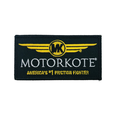 MotorKote DIY Embroidered Patch- iron on, Patch, - MotorKote.com