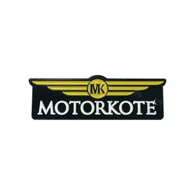 MotorKote Collectible Lapel Pin, Miscellaneous, - MotorKote.com