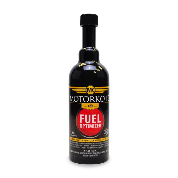 MotorKote Fuel Optimizer Gas or Diesel Treatment 16 oz, Fuel Treatment, - MotorKote.com