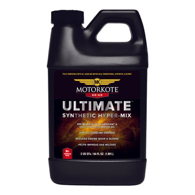 MotorKote Ultimate 40/60 Synthetic Hyper Mix 5W-30, Engine, - MotorKote.com