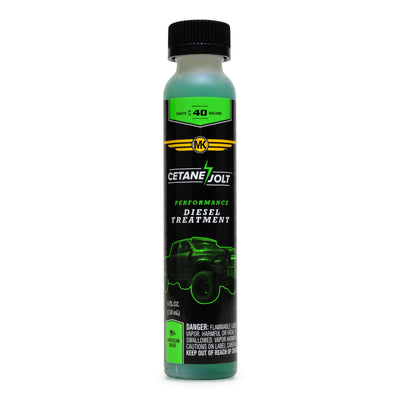 Cetane Jolt Performance Diesel Treatment 4 oz., Fuel Treatment, - MotorKote.com