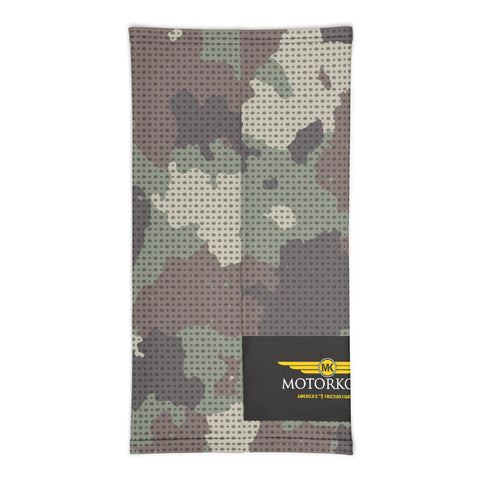 Face Covering Camo Neck Gaiter