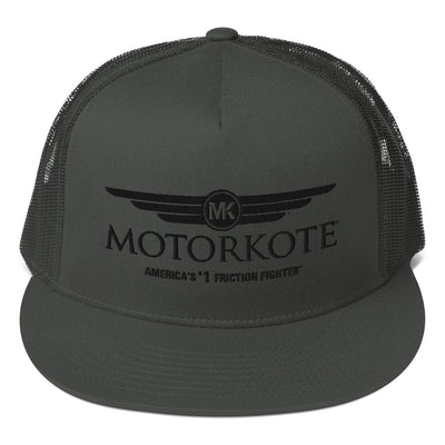 Embroidered Mesh Back Snapback 3PL, , - MotorKote.com