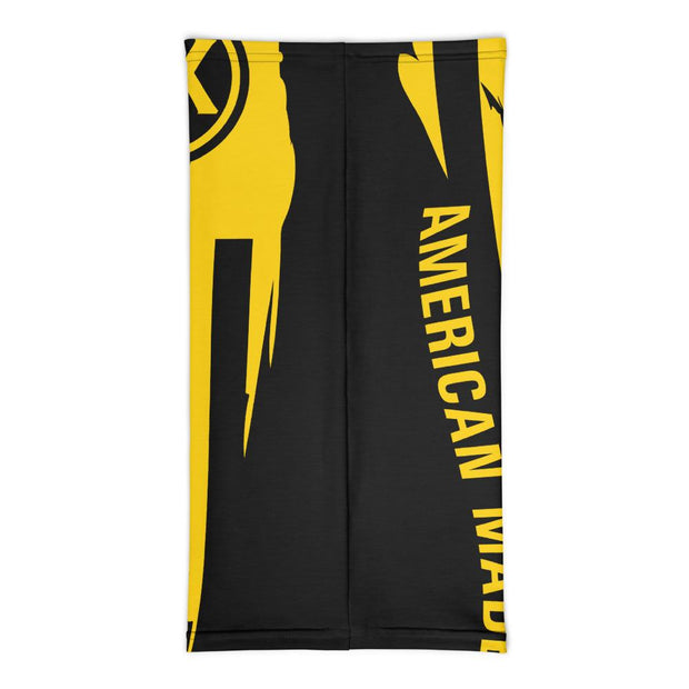 Face Covering Neck Gaiter American Made MK Flag