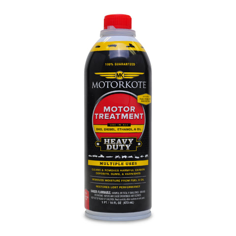 MotorKote Heavy Duty Motor Treatment, Fuel Treatment, - MotorKote.com