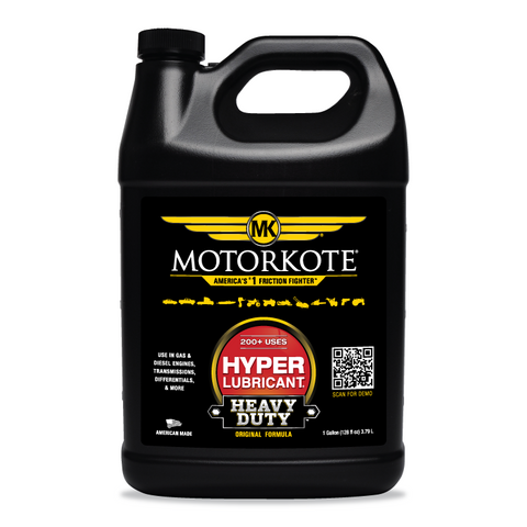 MotorKote Hyper Lubricant Engine Treatment 1 gal, Engine, - MotorKote.com