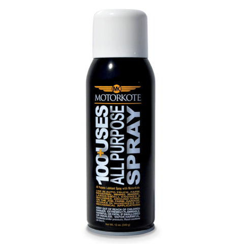 MotorKote All Purpose Spray Lubricant 12 oz, Spray Lubricant, - MotorKote.com