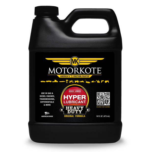 MotorKote Hyper Lubricant Engine Treatment 16 oz, Engine, - MotorKote.com