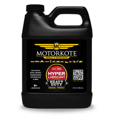 MotorKote Hyper Lubricant Engine Treatment 32 oz, Engine, - MotorKote.com