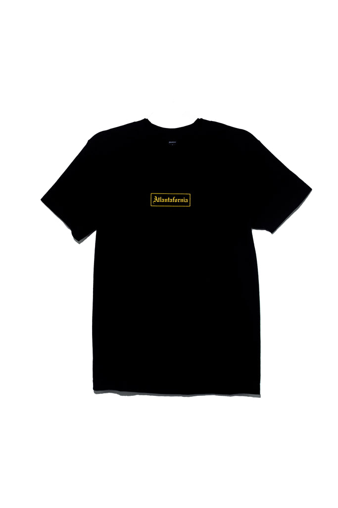 Box Logo Tee (Black)