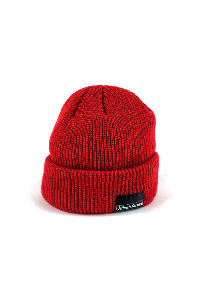 Fisher Beanie (Red)