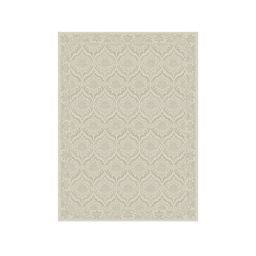 Tri Fluer Ivory Indoor/Outdoor Rug 200x290cm - Large