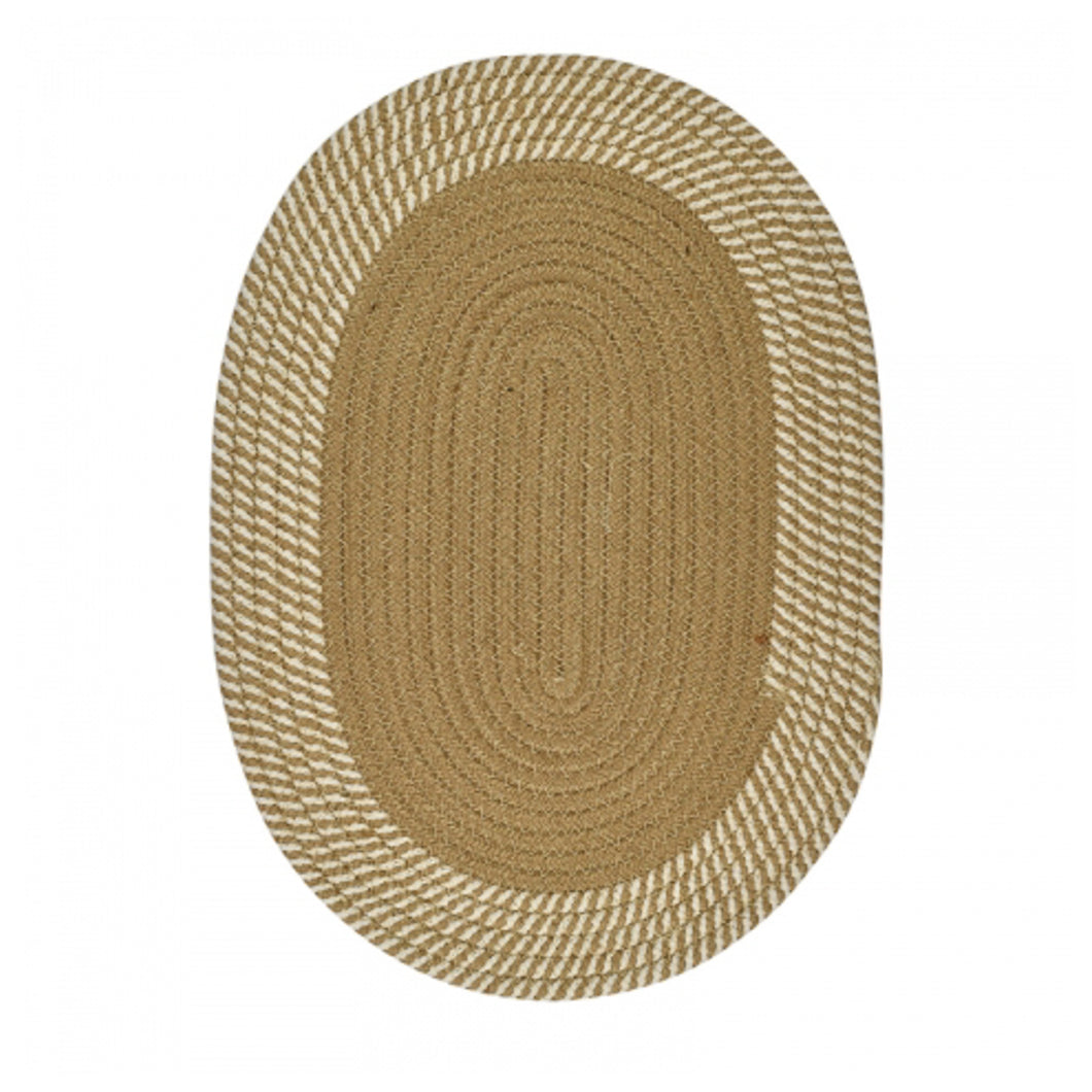 Oval Woven Placemat - Natural