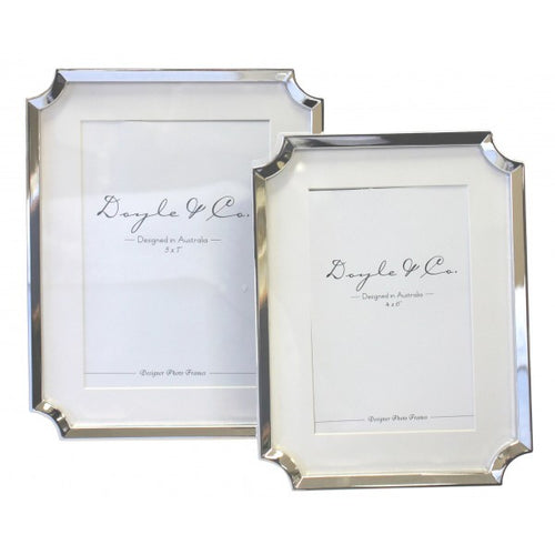 Hamptons Silver Plated Frame 4