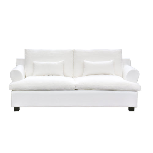 Nantucket 3 Seater Sofa - Off White