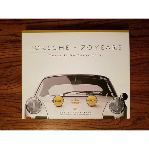 Porsche 70 Years: There Is No Substitute Homewares nz