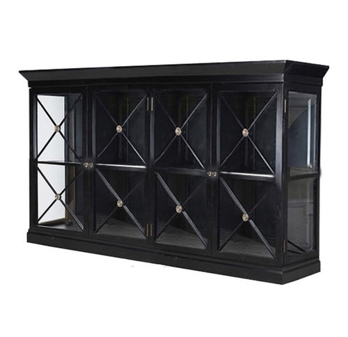 Chateau Sideboard - Black  Furniture nz