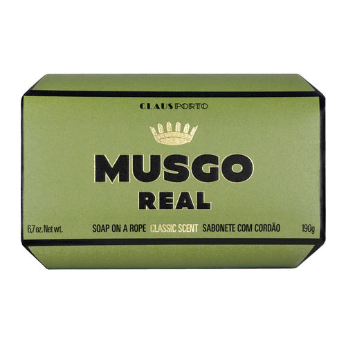 Claus Porto Musgo Soap On A Rope Classic