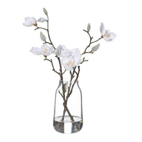 Magnolia In Harper Vase 32cm Homewares nz